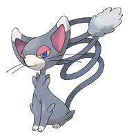 Katzen Pokemon